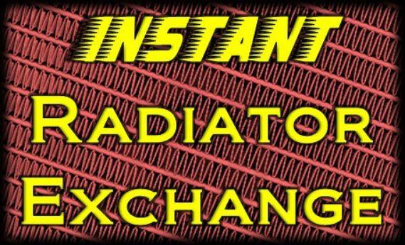 instant radiator logo